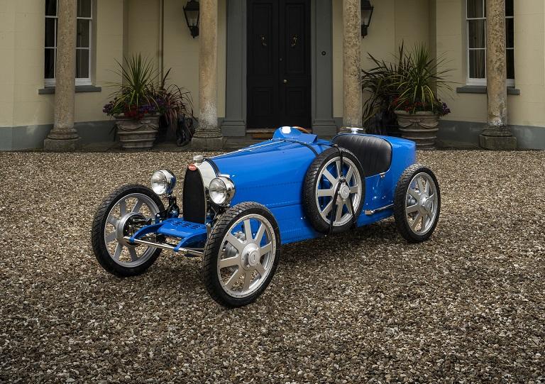 بوغاتي تكشف عن سيارة كهربائية للأطفال بسعر 23 ألف دينار – صور وفيديو